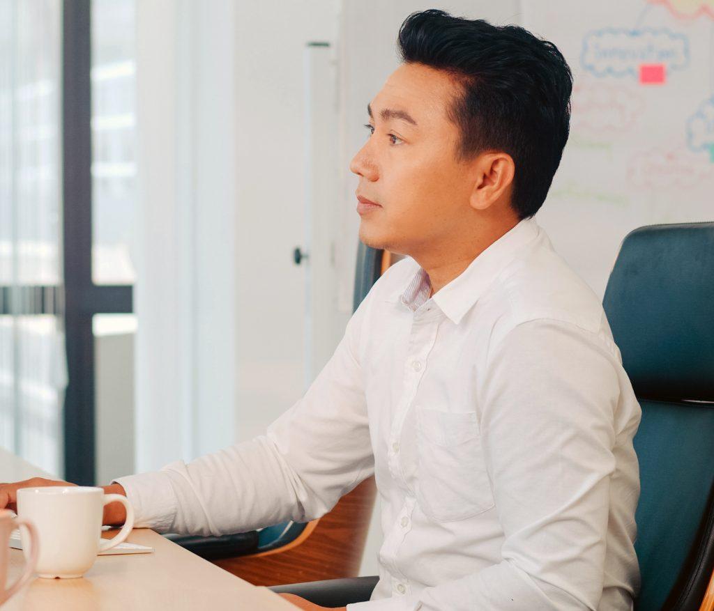 Executive search recruitment professional